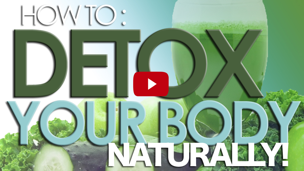 How To Naturally Detox Your Body With Food  Day